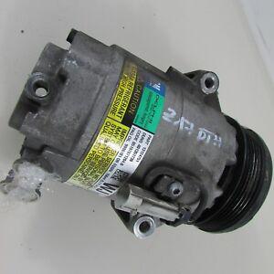Compressore climatizzatore 13124751 Opel Astra H 2004-2010 (7735 29-2-B-3c)