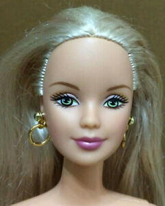 1998 Summer In Rome City Seasons Collector Edition Barbie Doll Mackie Face