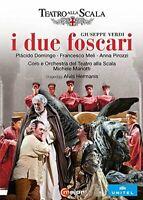 Giuseppe Verdi: I due Foscari [Plácido Domingo; Francesco Meli; Anna[Region 2]