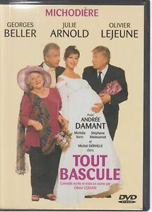 Theatre Tout Bascule Dvd Georges Beller Julie Arnold Olivier Lejeune A. Damant