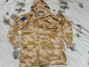 2 PARA NCO iraq 2004 tour DESERT DPM DDPM SAS cotton gaberdine windproof SMOCK