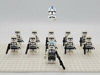Star Wars Echo Phase 2 Squadron Set 11 Minifigures Lot - USA SELLER