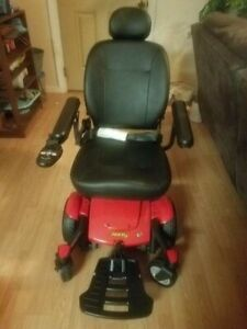 jazzy select 6 electronic wheel chair I am asking for 3,000