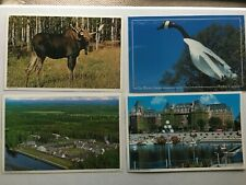 Vintage Laminated Placemats, Lot of 24 different - Various scenes of Canada