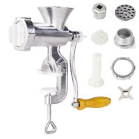 Manual Meat Grinder Noodles Grinding Machine Dishes Making Gadgets Mincer MakXJ