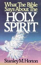 What the Bible Says About the Holy Spirit Horton, Stanley M. Paperback