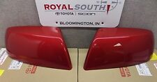 Toyota Tundra Barcelona Red 3R3 Mirror Covers Kit Genuine OE OEM