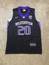 Mens Large Markelle Fultz Washington Huskies NCAA Basketball Jersey