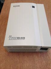 Panasonic KX-TAW848 Advanced Hybrid & Wireless PBX System Version 4.0901