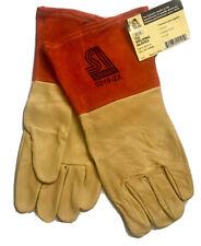 Steiner Mens Welding Gloves Grain Pigskin Size 2xl New With Tag