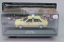 Zt743 car ixo 1/43 taxi du monde fso polonez warsaw 1981 beige