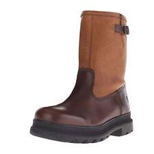 NIB Frye Riley Pull On Waterproof Men Leather Boots Sz. 9 - 9.5 espr