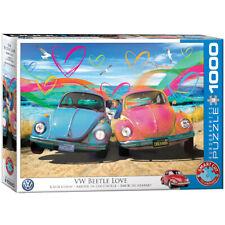 EuroGraphics 6000-5525 Käfer Kuss 1000-Teile Puzzle