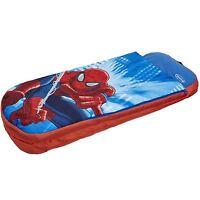 SPIDER-MAN JUNIOR READY BED NEW SPIDERMAN SLEEPING BAG READYBED