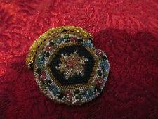 porte monnaie ancien en nacré de perles