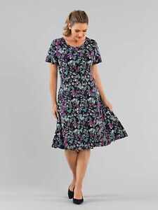 Black Pepper Womens Morlee Dress