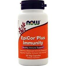 Now EpiCor Plus Immunity  60 vcaps