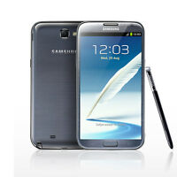 5.5'' Samsung Galaxy Note II GT-N7100 16GB 8MP Unlocked Smart Phone - Titan Grey
