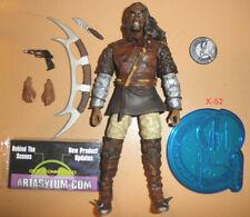 STAR TREK ENTERPRISE figure KLAANG toy KLINGON WARRIOR trooper Art Asylum klang