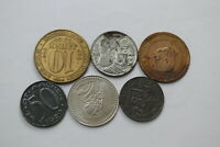 GERMANY 6 OLD TOKENS LOT B19 CCC28
