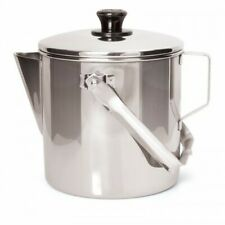Zebra Thailand Stainless Steel Camping BILLY TEA POT / KETTLE 14cm / 2L