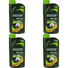 Aceite Lubricante Moto Sintético 10W40 4T Plus / Fanfaro Fabricación Alemana 4L