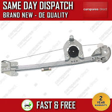 FOR VAUXHALL MERIVA 2003>2010 REAR RIGHT SIDE ELECTRIC WINDOW REGULATOR 5140070
