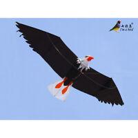 NEW High Quality 3D Eagle Kite single line stunt kite Outdoor fun Sports Tools