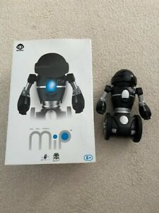 WowWee 0825 MiP Robot Black and Silver