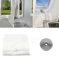 Universal Window Seal for Portable Air Conditioner and Tumble Dryer