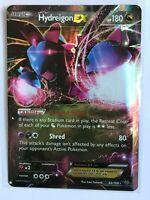 Hydreigon EX ULTRA RARE 62/108 XY Roaring Skies Pokemon card TCG NM HOLO