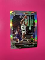 2019-20 NBA Hoops Premium Stock Carson Edwards Rookie #227 Silver Prizm Celtics