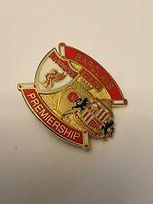Barclays Premiership Enamel Pin Badge - Liverpool V Sunderland 20/08/2005