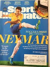 Sports Illustrated Magazine Soccer's Neymar Santos August 7, 2017 082017nonrh2