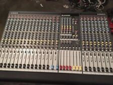 Allen & Heath GL2400 24 Channel Mixing Console w/Road Case! FREE SHIP!