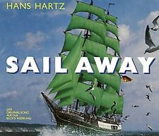 Hans Hartz Sail away (1991) [Maxi-CD]