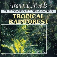 Tranquil MOODS-Tropical Rainforest-The Power of relaxation/CD-come nuovo