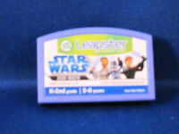 Leapster Star Wars Jedi Math Video Game