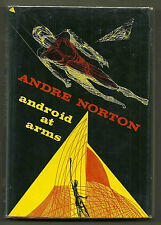 Android at Arms by Andre Norton - first edition