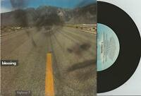 "THE BLESSING - HIGHWAY 5 - 7"" 45 VINYL RECORD w PICT SLV - 1990"