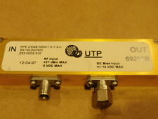 JDSU/UTP APE 2.5GB MZM-1.5-1-3-C Modulator S5150-000322 PM panda Input pigtail