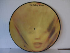 The Rolling Stones, Goats Head Soup, Mexico, Picture Disc, Esterrio Records EMI