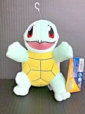 Pokemon Squirtle 8� Plush Authentic Official Tomy - New With Tags -A4