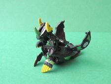 Bakugan Helix Dragonoid dark black Darkus 740G Gundalian Invaders S3 Bakusolo