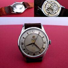 Vintage Cyma Triplex Men's Mechanical Wrist Watch cal. R 459 Swiss made 50's