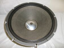 """VINTAGE 12"""" CTS SPEAKER from a CARVIN CABINET AMP AMPLIFIER with JACK"""