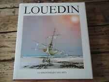 LOUEDIN PATRICK GRAINVILLE BIBLIOTHEQUE DES ARTS PEINTURE FANTASTIQUE IMAGINAIRE