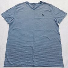MENS short sleeve T SHIRT TOP = ABERCROMBIE & FITCH = XXL 2X - (km81)