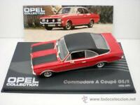 1/43 COCHE OPEL COMMODORE A COUPE GS/E COLLECTION METAL MODEL CAR ALTAYA 1970