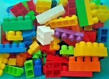 Mega Bloks 85 Pieces First Builder Building Blocks